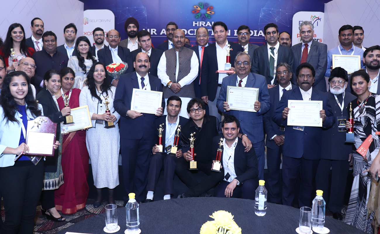 HR Awards 2018 Winners